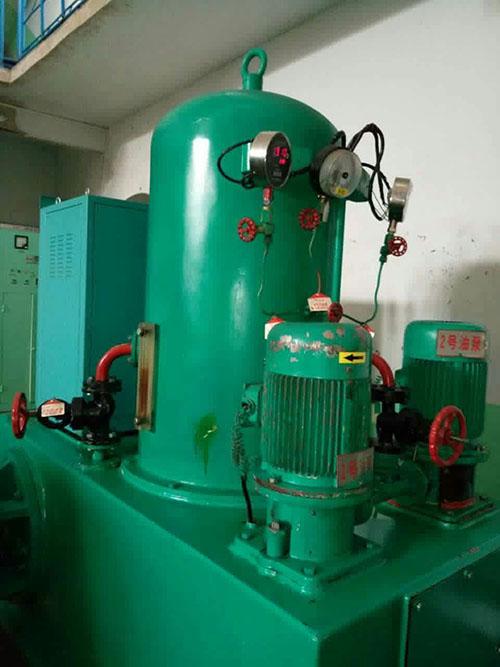 调速器压油泵